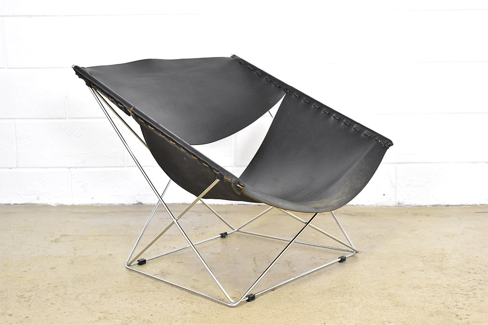 pierre paulin 675 butterfly chair produced by artifort objekt